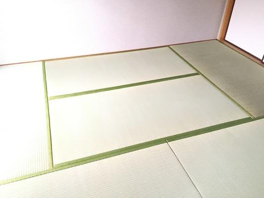 畳張替(熊本産畳表)の画像