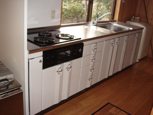キッチン施工後1の画像