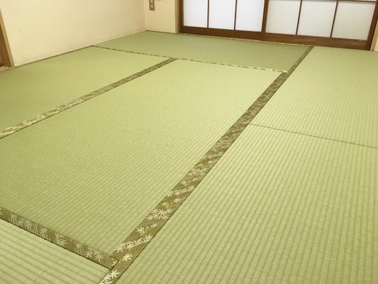 畳新調(ダイケン和紙畳表・衝撃緩和型畳床)の画像