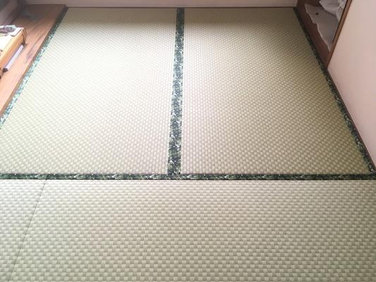 畳新調(ダイケン和紙畳表 市松)の画像